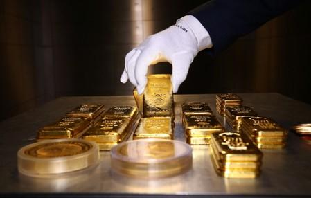 Gold holds firm as optimism fades for U.S.-China trade talks