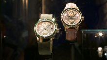 Genfer Uhrenmesse: Edles und Teures fürs Handgelenk