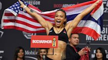 The Rush:UFC Fighter Michelle Waterson on tackling Derrick Henry, Mike Tyson vs Jaws, and her fight on Aug. 22