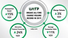 UATP Reports Back-To-Back Record-Breaking Years