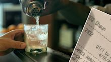 Woman outraged by description on receipt
