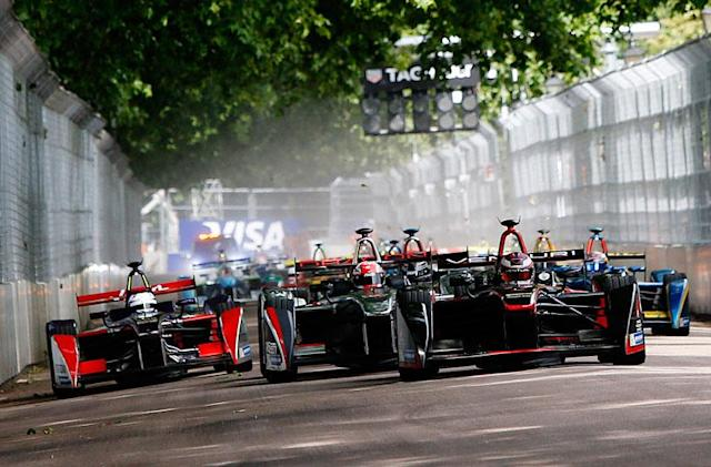 Formula E is planning the first racing series for driverless cars