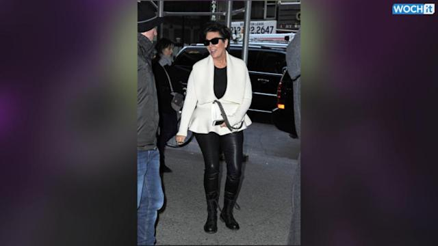 Kris Jenner Enjoys (Another) Lunch Date With Ben Flajnik