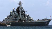Death Match: America's Stealth Zumwalt Destroyer vs. Russia's Big Battlecruiser
