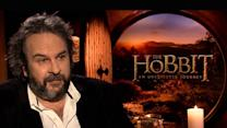 Peter Jackson Returns To Middle Earth For 'The Hobbit'