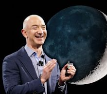 Jeff Bezos says he liquidates a whopping $1 billion of Amazon stock every year to pay for his rocket company Blue Origin