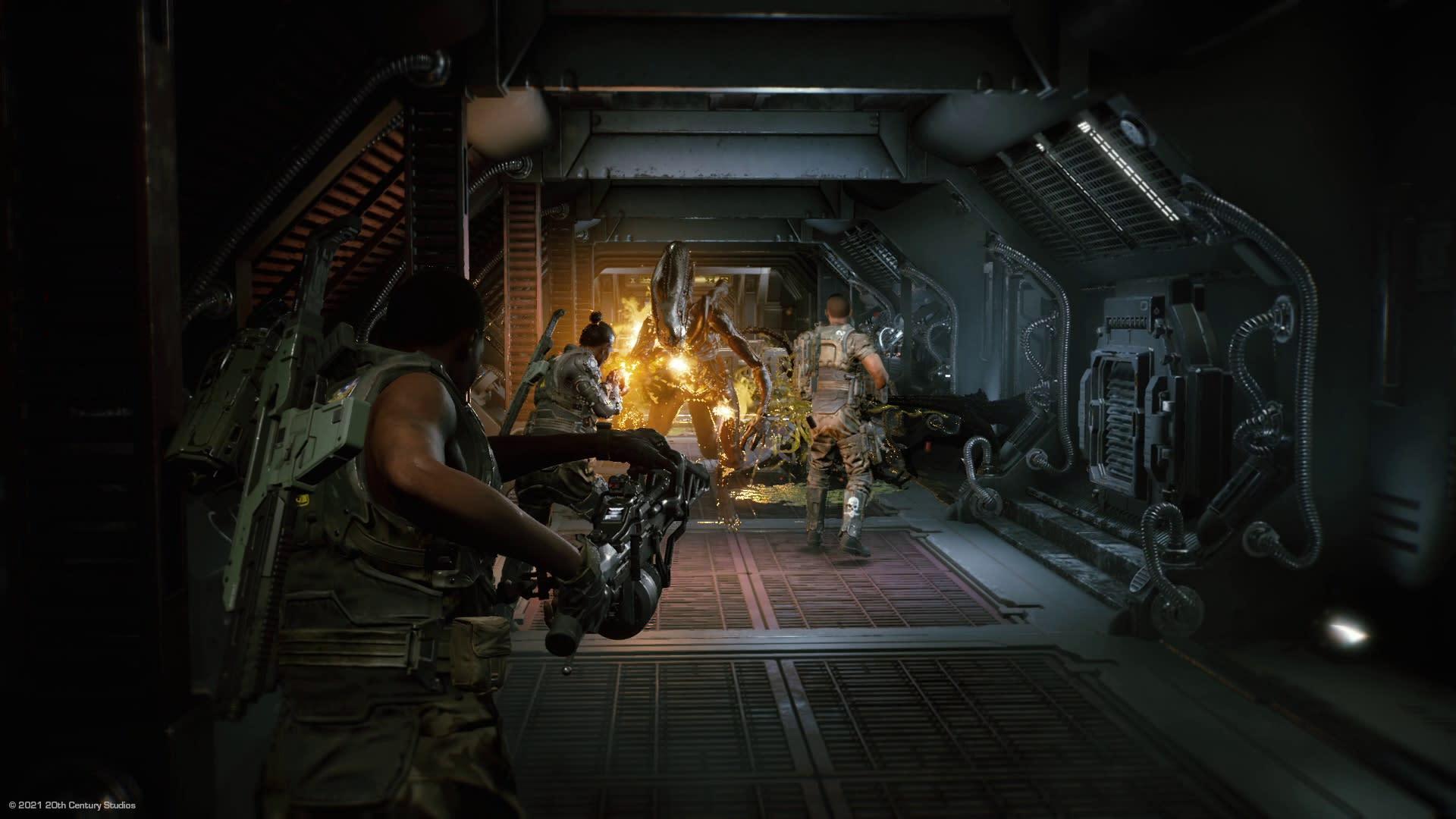 [REVIEW] Aliens: Fireteam Elite - Nostalgia Tanpa Kualitas Tinggi - Softhard