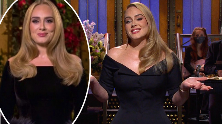 'I look different': Adele jokes about 44kg weight loss on SNL