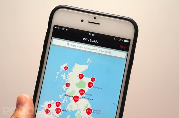 Virgin Media's free WiFi app finally comes to iOS