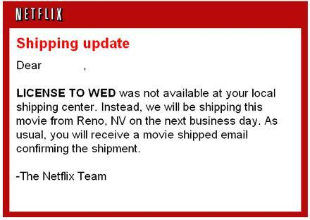 Netflix shipping HD titles cross-country to clear backlog?