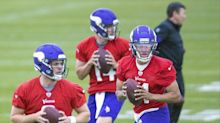 Top photos from the Vikings' rookie minicamp