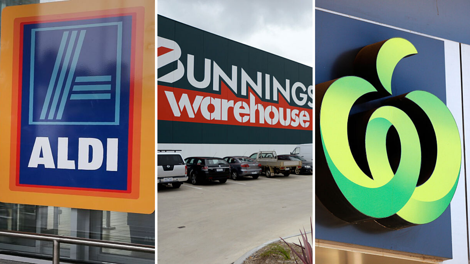Aldi, Bunnings or Woolworths: Which is Australia's most trusted brand?