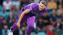 Starc backs 'huge talent' Meredith to shine in England