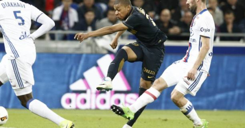Foot - L1 - Monaco - Kylian Mbappé (Monaco) : «Le Championnat est loin d'être plié»