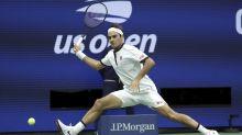 Entrevista AP: Federer compite sin pensar en los récords