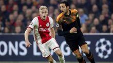 Transfer news LIVE: Van de Beek to Man United, Messi latest, Havertz to Chelsea, Liverpool Sarr bid, Arsenal