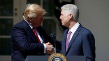 Senate quickens pace of approving Trump judicial picks