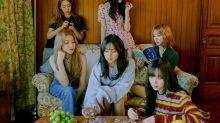 韓國女團GFREIND新專輯最新宣傳照曝光