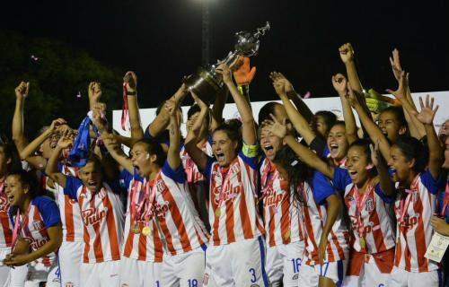 La Copa Libertadores Femenina se jugará en Asunción