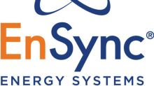 EnSync Energy Announces Sale of Debut Solar PPA Project in California to Standard Solar