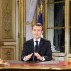 Macron to plead deficit slippage essential for reforms plan