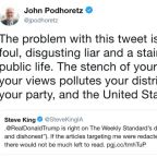 Weekly Standard Co-Founder Calls Rep. Steve King 'Foul, Disgusting Liar'