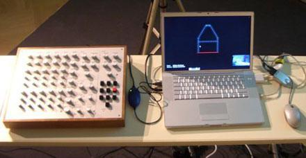 """Meek FM """"typographic synthesizer"""" gets demoed on video"""