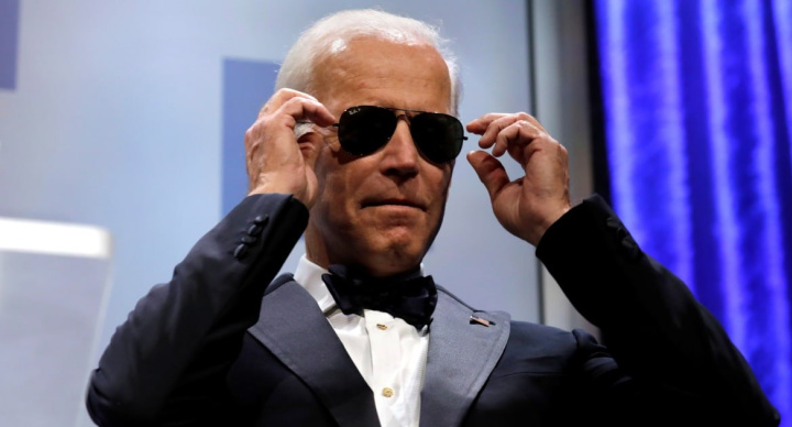Biden campaign bleeds cash, spent $1M on private jets