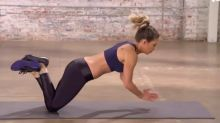 Jillian Michaels' made a 7-minute workout challenge for Yahoo readers. Can you do it?