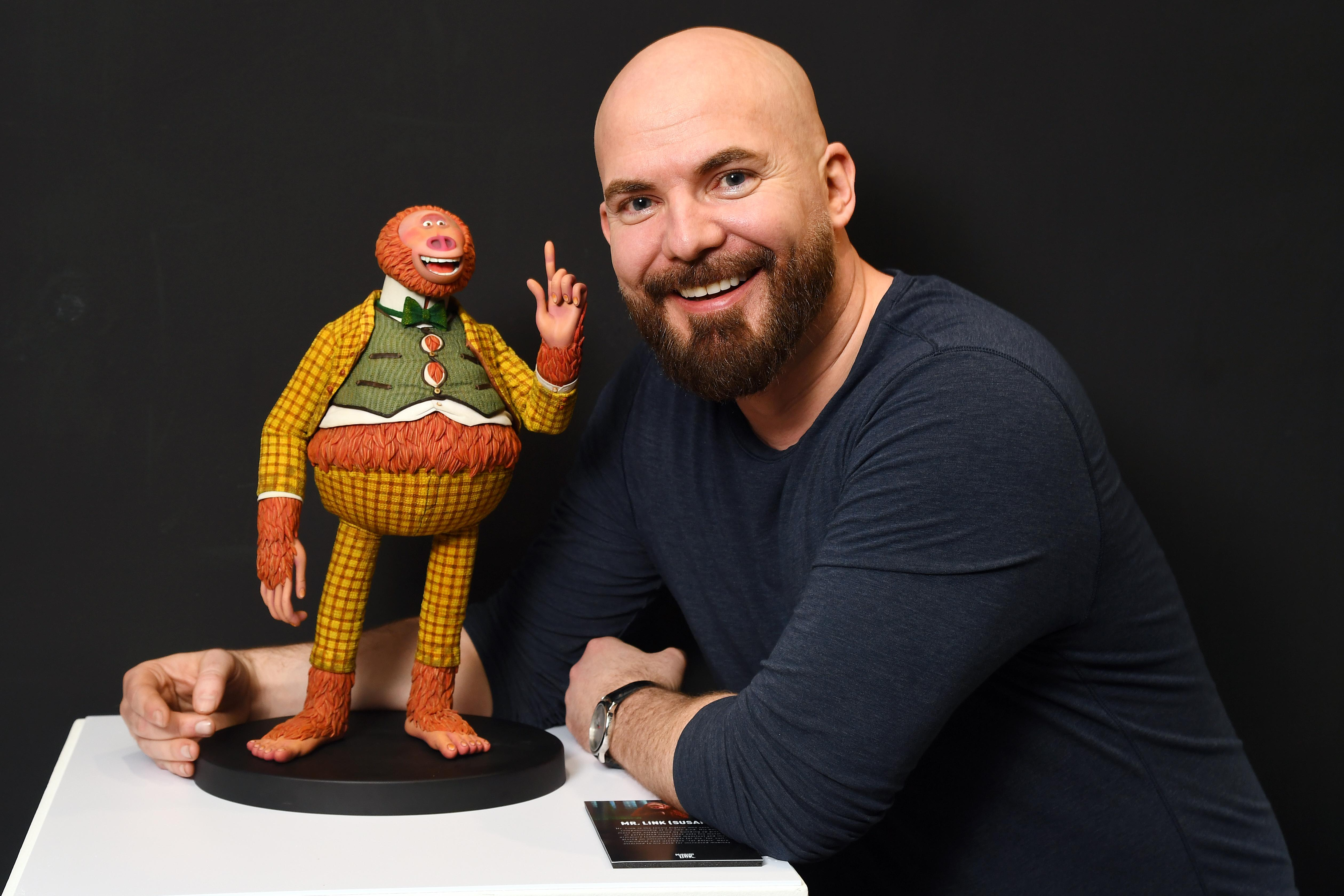 Why stop-motion animation matters, by 'Missing Link' director Chris Butler