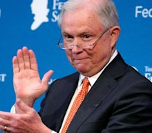 Jeff Sessions Yuks It Up Over Russians In Speech To Lawyers