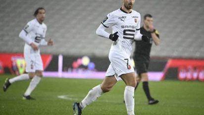 Foot - L1 - Rennes-Nice - Les compos de Rennes-Nice: Bourigeaud sur le banc, Terrier titulaire à gauche