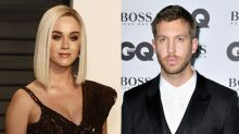 DJ Calvin Harris announces duet with Katy Perry