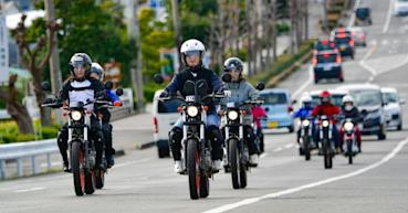 他山之石/YAMAHA為女性員工舉辦「摩托車體驗課程」