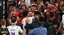NBA fines 76ers' Joel Embiid $35K, suspends Hawks' Bruno Fernando after Game 6 altercation