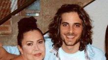Mãe de Fiuk, do 'BBB21', se diverte com filho galã e revela que tipo de sogra é: 'Tenho tino'