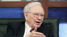 Buffett: I made a mistake not buying JPMorgan stock