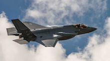 Lockheed Martin Stock Shows Surprising Strength; F-35 Fighter Program Shielded