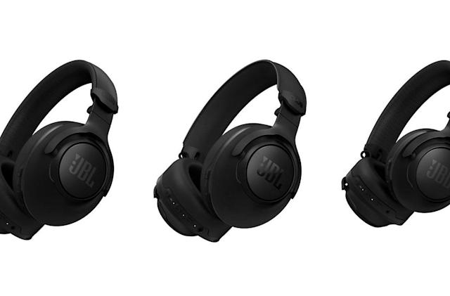JBL's CLUB series melds consumer headphones with studio monitors