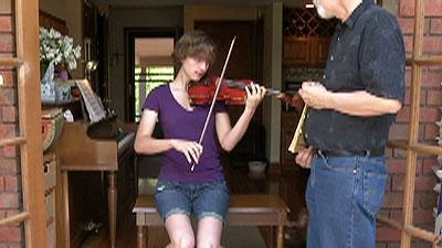 Family loses precious instruments in Colo. fire