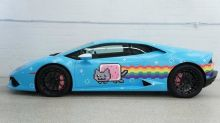 """""""Nyanborghini Purracan"""" formerly owned by Deadmau5 goes up for sale"""