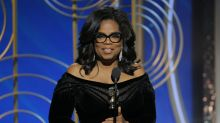 People Want Oprah To Run For President After Her Powerful Golden Globes Speech