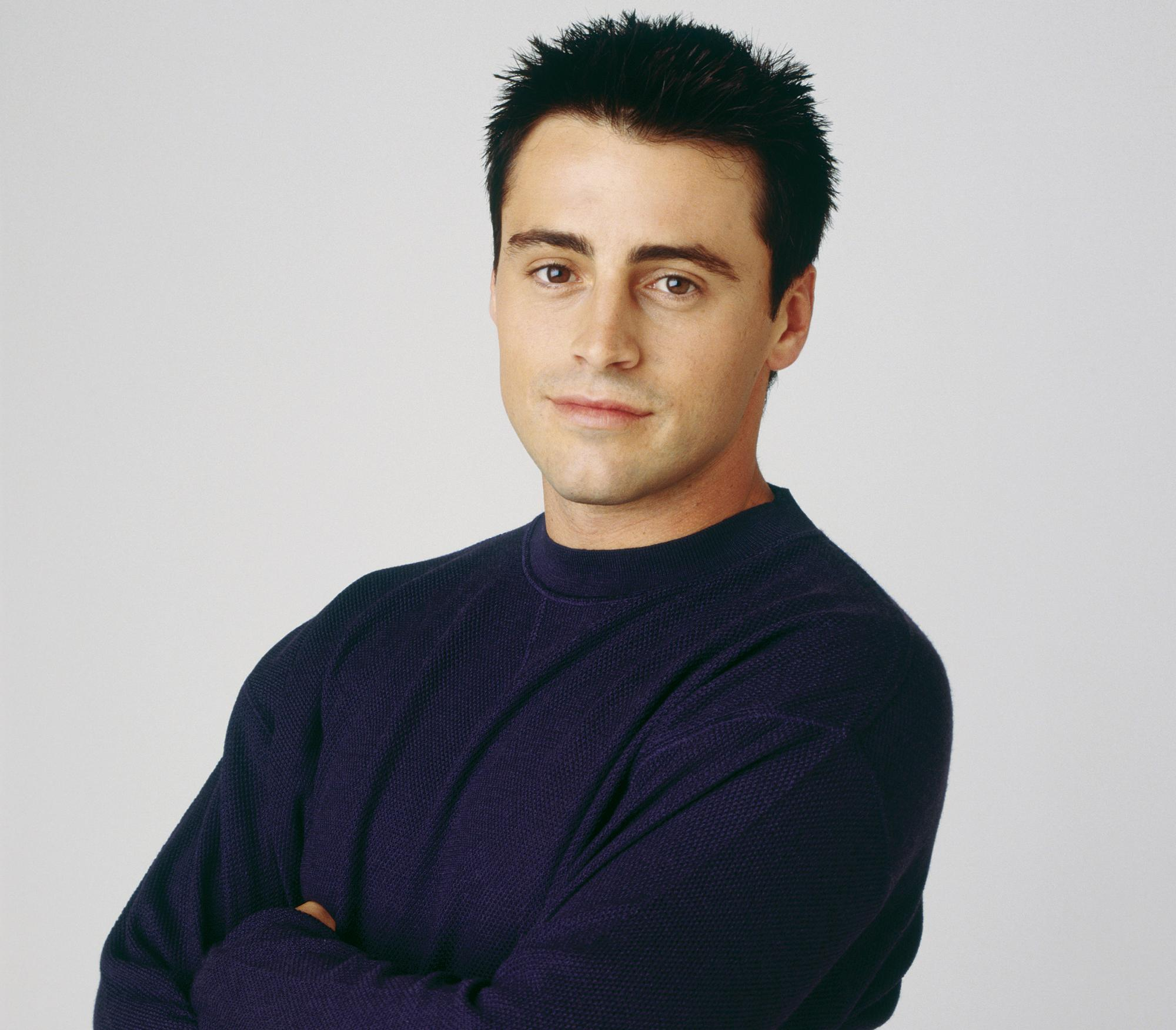 You'll never believe what Matt LeBlanc had to do to play Joey on Friends