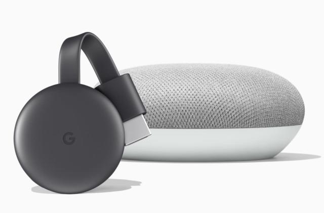 Google's Chromecast gets a new look