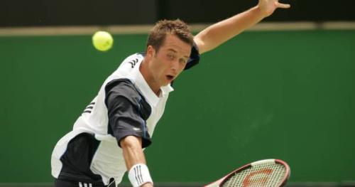 Tennis - ATP - Halle - Philipp Kohlschreiber s'est fait peur face à Joao Sousa