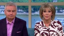 This Morning's Eamonn Holmes unveils lockdown hair transformation on Celebrity Gogglebox