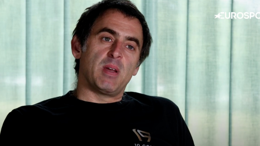 O'Sullivan: behind closed doors snooker like being in 'prison'