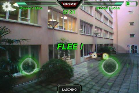 AR.Pursuit augmented reality shooter app for AR.Drone now available on iTunes