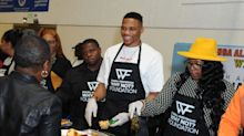 Russell Westbrook partners with nonprofit to launch L.A. schools for underserved students