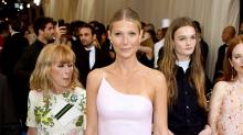 Gwyneth Paltrow Returns to Met Gala After Declaring She Would 'Never' Go Again